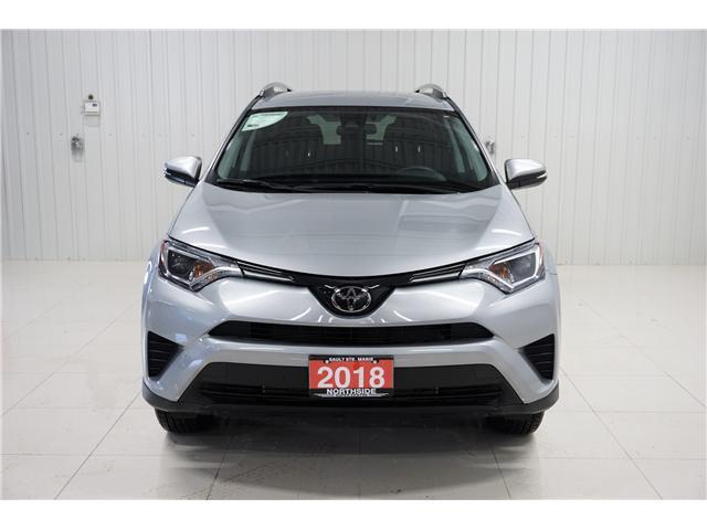 2018 Toyota RAV4 LE (Stk: P5204) in Sault Ste. Marie - Image 2 of 15
