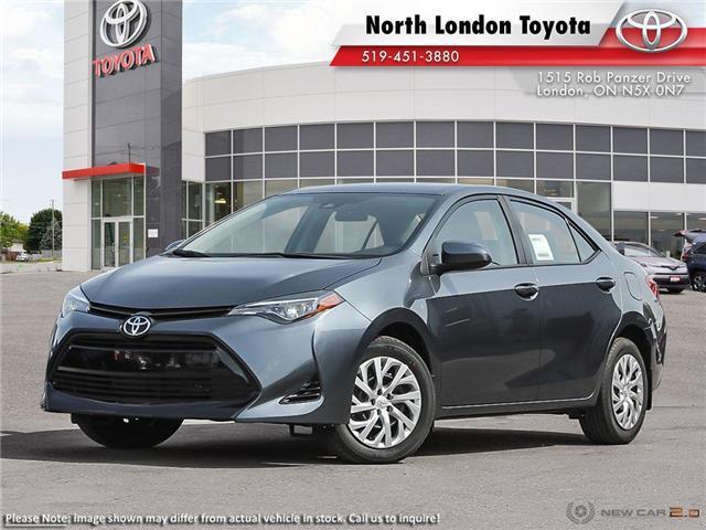 2019 Toyota Corolla LE (Stk: 219191) in London - Image 1 of 24
