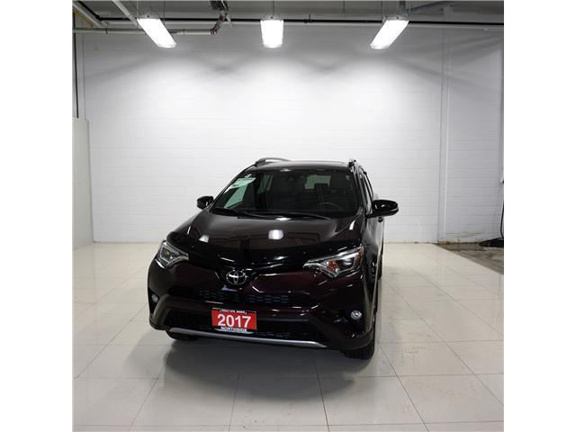 2017 Toyota RAV4 SE (Stk: P5179) in Sault Ste. Marie - Image 1 of 16