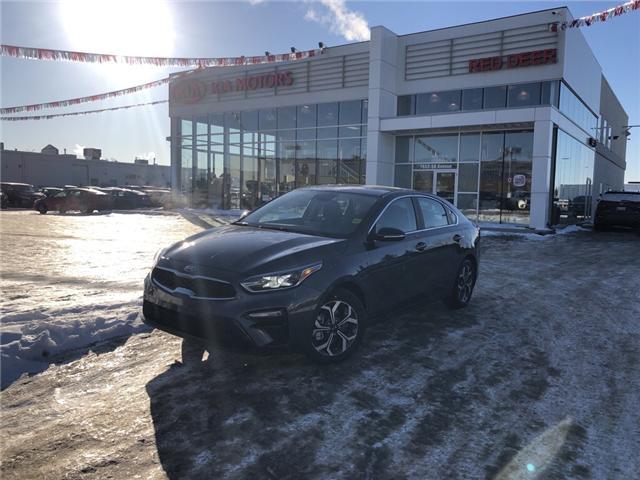 2019 Kia Forte EX (Stk: 9FT5017) in Red Deer - Image 1 of 17