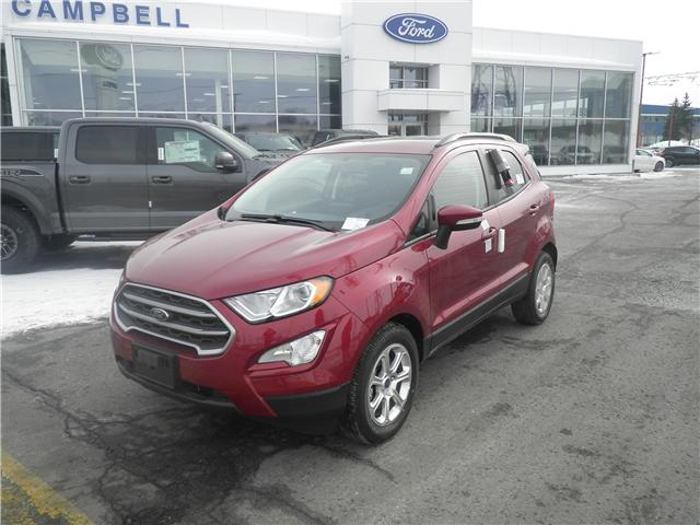 2019 Ford EcoSport SE (Stk: 1911760) in Ottawa - Image 1 of 11