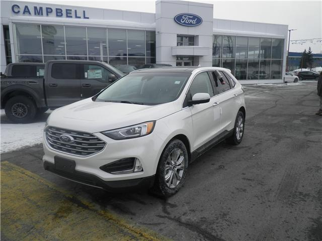 2019 Ford Edge Titanium (Stk: 1912350) in Ottawa - Image 1 of 11