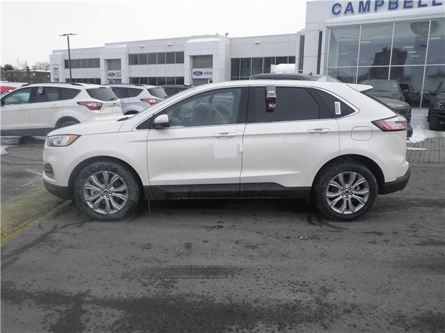 2019 Ford Edge Titanium (Stk: 1912350) in Ottawa - Image 2 of 11