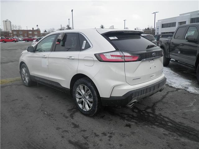 2019 Ford Edge Titanium (Stk: 1912350) in Ottawa - Image 3 of 11
