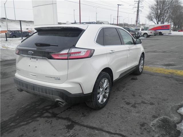 2019 Ford Edge Titanium (Stk: 1912350) in Ottawa - Image 5 of 11