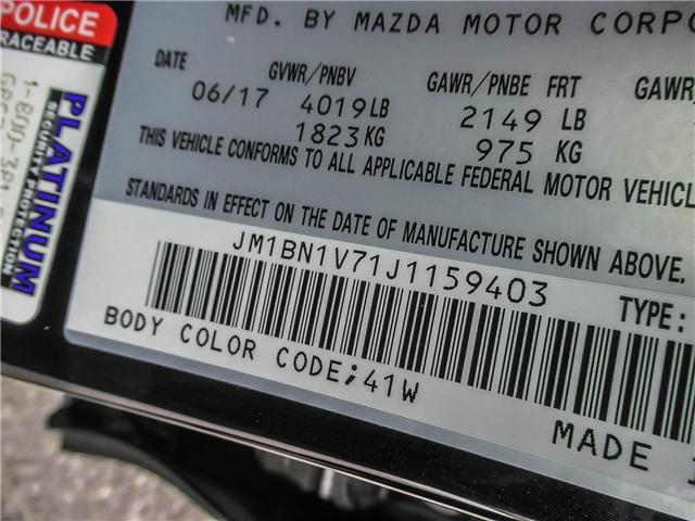 2018 Mazda Mazda3 GS (Stk: P5064) in Ajax - Image 23 of 24