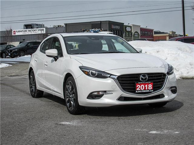 2018 Mazda Mazda3 Sport GT (Stk: P5035) in Ajax - Image 3 of 23