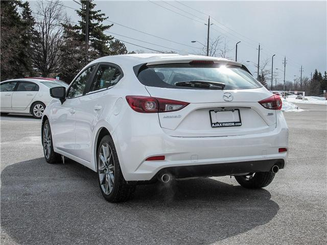 2018 Mazda Mazda3 Sport GT (Stk: P5035) in Ajax - Image 7 of 23