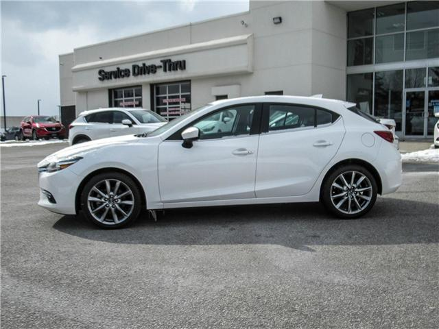 2018 Mazda Mazda3 Sport GT (Stk: P5035) in Ajax - Image 8 of 23