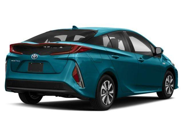 2019 Toyota Prius Prime Upgrade (Stk: 108255) in Brampton - Image 3 of 9