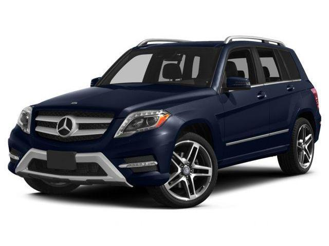 2015 Mercedes-Benz Glk-Class Base (Stk: 19T119A) in Westlock - Image 1 of 9