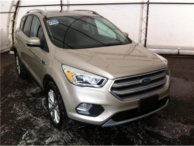 2017 Ford Escape Titanium (Stk: A8317A) in Ottawa - Image 1 of 25