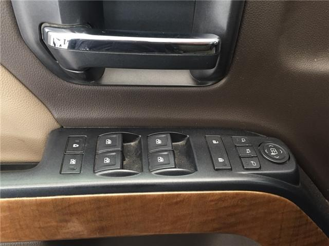 2017 Chevrolet Silverado 1500 1LZ (Stk: 158602) in AIRDRIE - Image 12 of 22