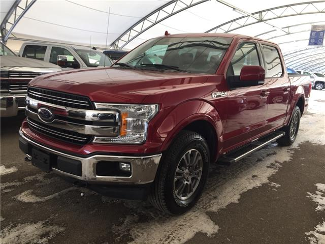 2018 Ford F-150 Lariat (Stk: 172723) in AIRDRIE - Image 3 of 20