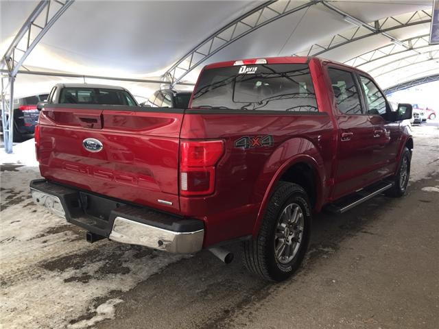 2018 Ford F-150 Lariat (Stk: 172723) in AIRDRIE - Image 6 of 20