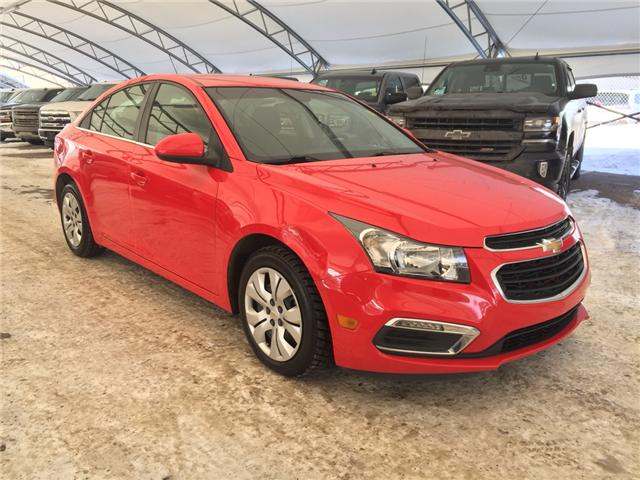2015 Chevrolet Cruze 1LT (Stk: 122434) in AIRDRIE - Image 1 of 18