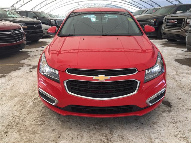 2015 Chevrolet Cruze 1LT (Stk: 122434) in AIRDRIE - Image 2 of 18