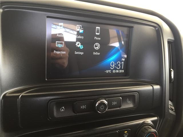 2019 Chevrolet Silverado 1500 LD Silverado Custom (Stk: 172220) in AIRDRIE - Image 11 of 19