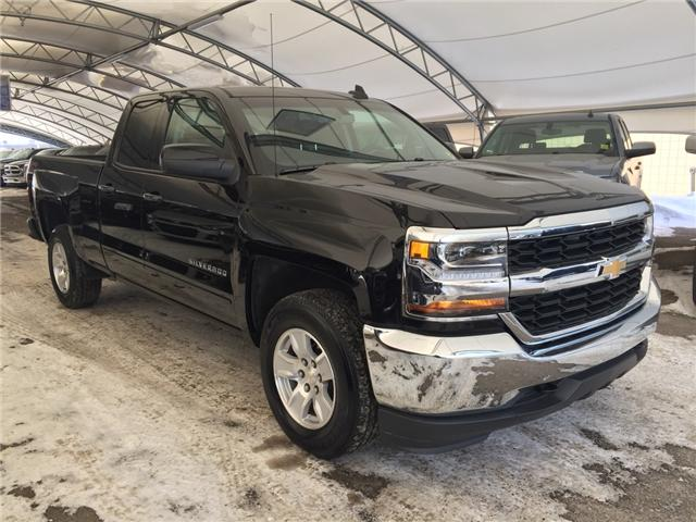 2018 Chevrolet Silverado 1500 1LT (Stk: 172689) in AIRDRIE - Image 1 of 18