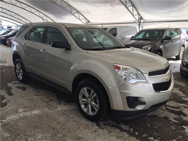 2014 Chevrolet Equinox LS 2GNFLEEK7E6116343 172803 in AIRDRIE