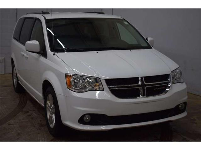 2018 Dodge Grand Caravan CREW - BACKUP CAM * TOUCH SCREEN * HEATED SEATS (Stk: B3276) in Kingston - Image 2 of 30