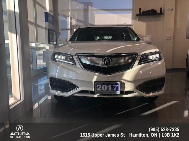 2017 Acura RDX Tech (Stk: 1713330) in Hamilton - Image 1 of 17