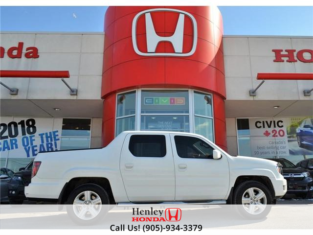 2014 Honda Ridgeline Special Edition (Stk: R9320) in St. Catharines - Image 1 of 22