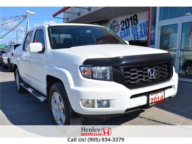 2014 Honda Ridgeline Special Edition (Stk: R9320) in St. Catharines - Image 2 of 22