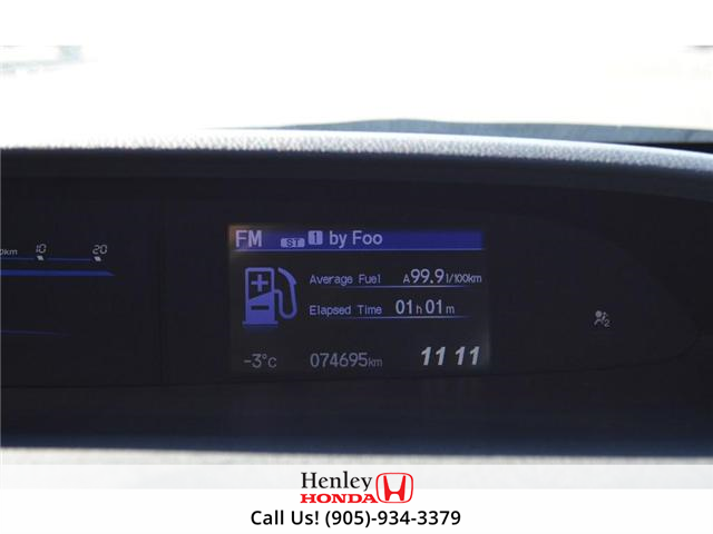 2014 Honda Civic Touring FULLY LOADED NAV LEATHER SUNROOF BACK UP (Stk: R9324) in St. Catharines - Image 17 of 27