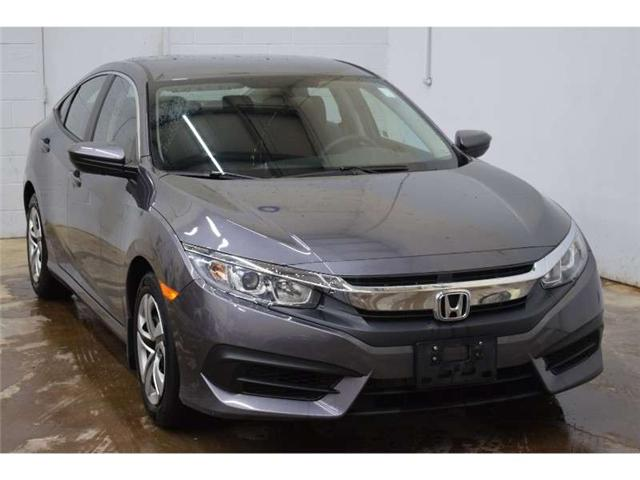 2018 Honda Civic LX - HTD SEATS * BACKUP CAM * LOW KM (Stk: B3434) in Napanee - Image 2 of 30