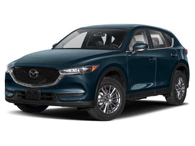 2019 Mazda CX-5 GS (Stk: 19-1125) in Ajax - Image 1 of 9