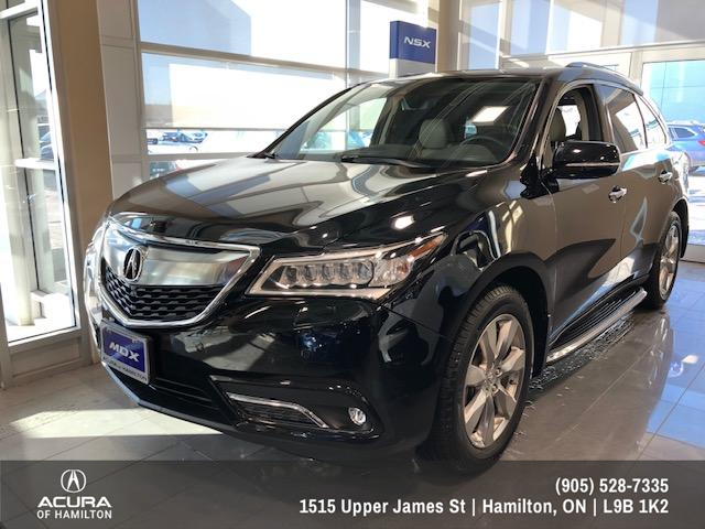2016 Acura MDX Elite Package (Stk: 1613340) in Hamilton - Image 2 of 20