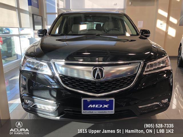 2016 Acura MDX Elite Package (Stk: 1613340) in Hamilton - Image 2 of 19