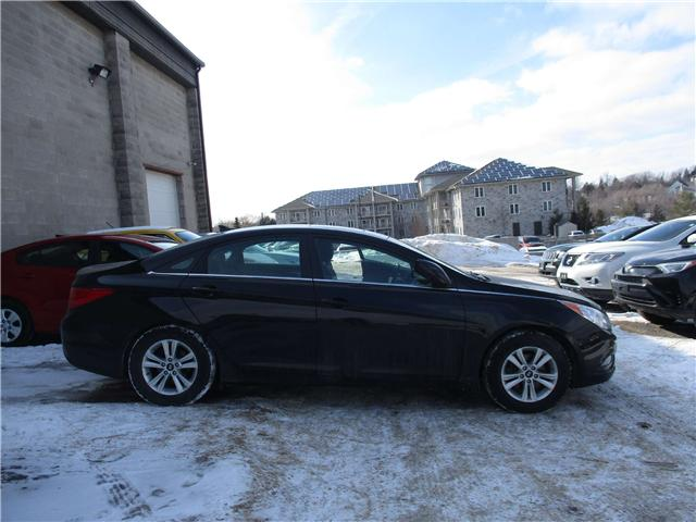 2013 Hyundai Sonata GLS - HTD FRONT AND REAR SEATS * SUNROOF (Stk: B3440) in Kingston - Image 1 of 1