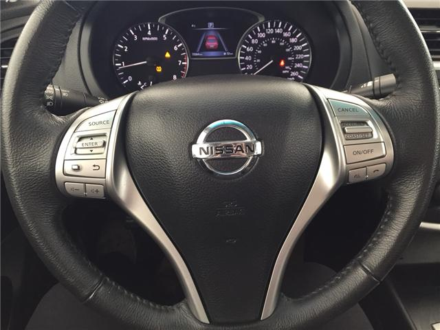 2016 Nissan Altima 2.5 SV (Stk: 169562) in AIRDRIE - Image 15 of 21