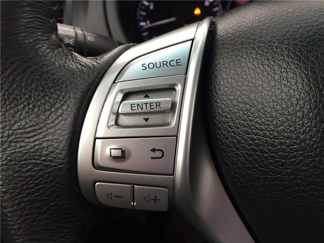 2016 Nissan Altima 2.5 SV (Stk: 169562) in AIRDRIE - Image 16 of 21