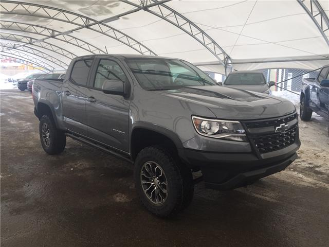 2019 Chevrolet Colorado ZR2 (Stk: 173098) in AIRDRIE - Image 1 of 19