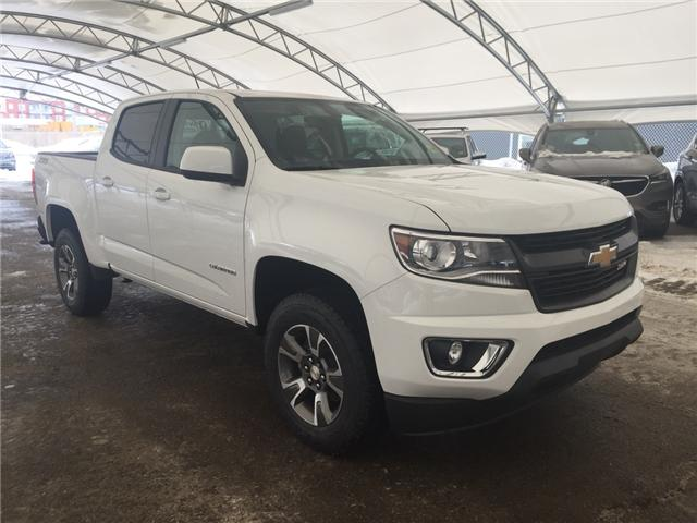 2019 Chevrolet Colorado Z71 (Stk: 172059) in AIRDRIE - Image 1 of 19
