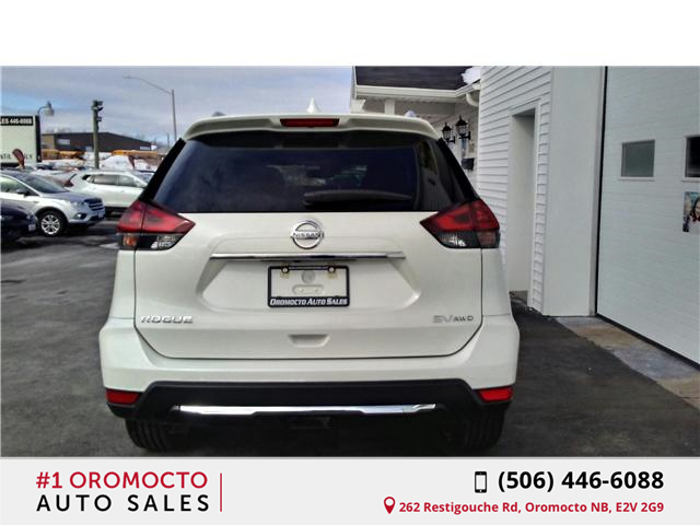 2019 Nissan Rogue SV (Stk: 758) in Oromocto - Image 4 of 17