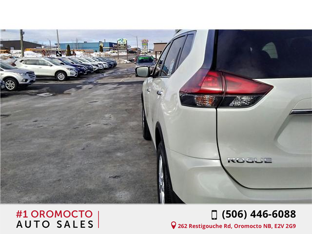 2019 Nissan Rogue SV (Stk: 758) in Oromocto - Image 6 of 17