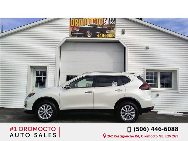 2019 Nissan Rogue SV (Stk: 758) in Oromocto - Image 2 of 17