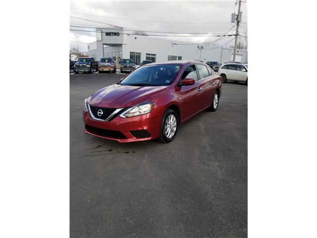 2017 Nissan Sentra SV (Stk: p19-041) in Dartmouth - Image 1 of 11