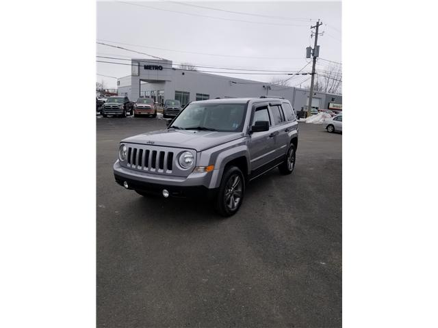 2016 Jeep Patriot Sport 4WD (Stk: p19-050) in Dartmouth - Image 1 of 10