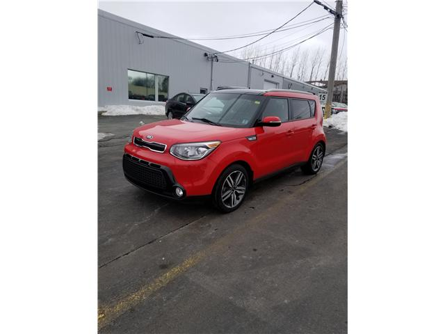 2015 Kia Soul SX Premium (Stk: p19-062) in Dartmouth - Image 1 of 13