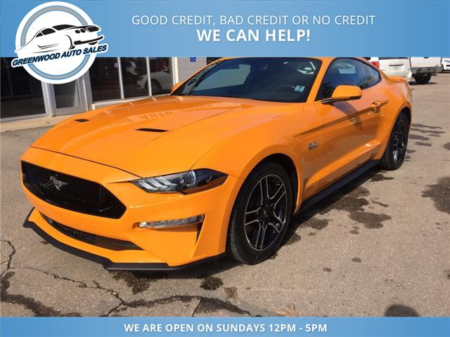 2018 Ford Mustang GT Premium (Stk: 18-60345) in Greenwood - Image 3 of 18