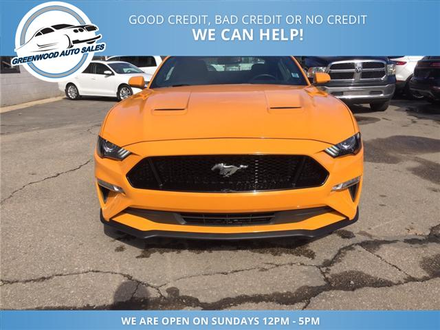 2018 Ford Mustang GT Premium (Stk: 18-60345) in Greenwood - Image 5 of 18