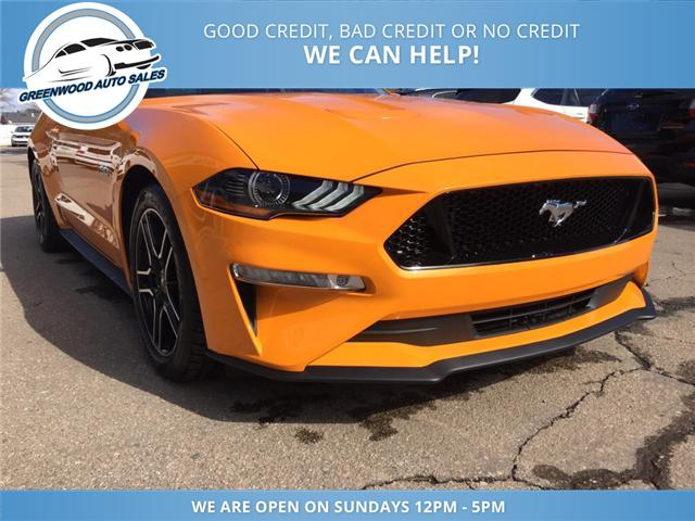 2018 Ford Mustang GT Premium (Stk: 18-60345) in Greenwood - Image 6 of 18