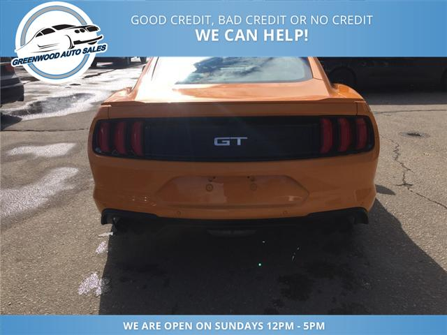 2018 Ford Mustang GT Premium (Stk: 18-60345) in Greenwood - Image 11 of 18