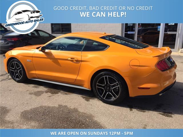 2018 Ford Mustang GT Premium (Stk: 18-60345) in Greenwood - Image 12 of 18