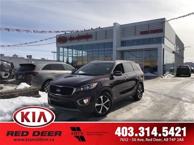 2018 Kia Sorento 2.0L EX (Stk: 9SR8574A) in Red Deer - Image 1 of 18